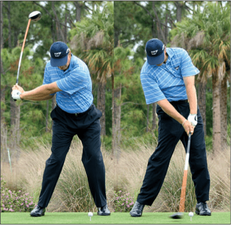 "Ernie Els is known as ""The Big Easy"" because he generates tremendous club head speed and raw power with a silky smooth swing that looks effortless. Keep reading to discover how YOU can add distance to your drives the same way Ernie does…"