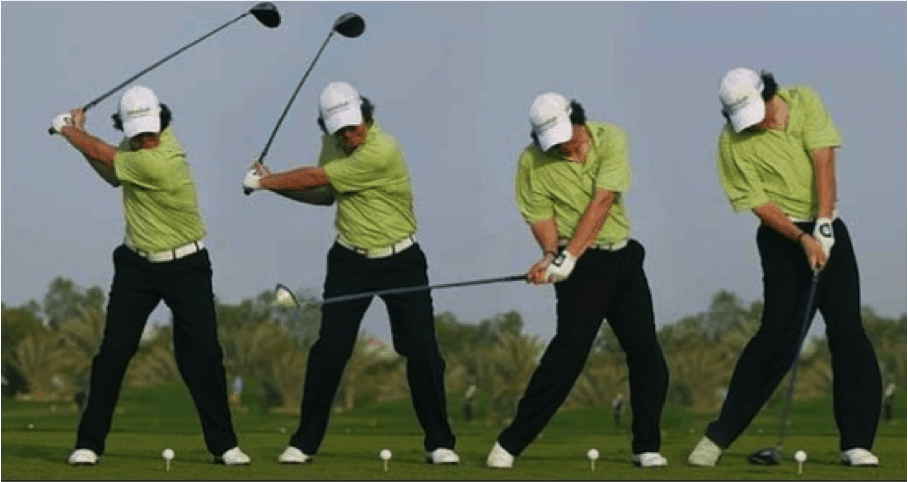 "Listed at 5' 10"" and 160 pounds, Rory McIlroy is not a very physically imposing figure…but the two time major champion's 300-yard bombs off the tee can certainly be intimidating to opponents. Keep reading to discover how you can add 30-yards (or more) to your drives."